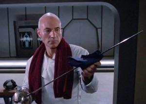 Capt P Fencing