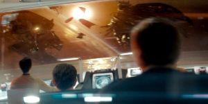 Star Trek Movie Wreckage Scene