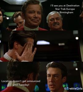 Shatner annoucement